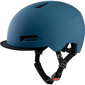Alpina Brooklyn Helmet, bleu